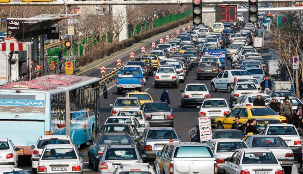 لغو یک هفته ای طرح ترافیک تهران