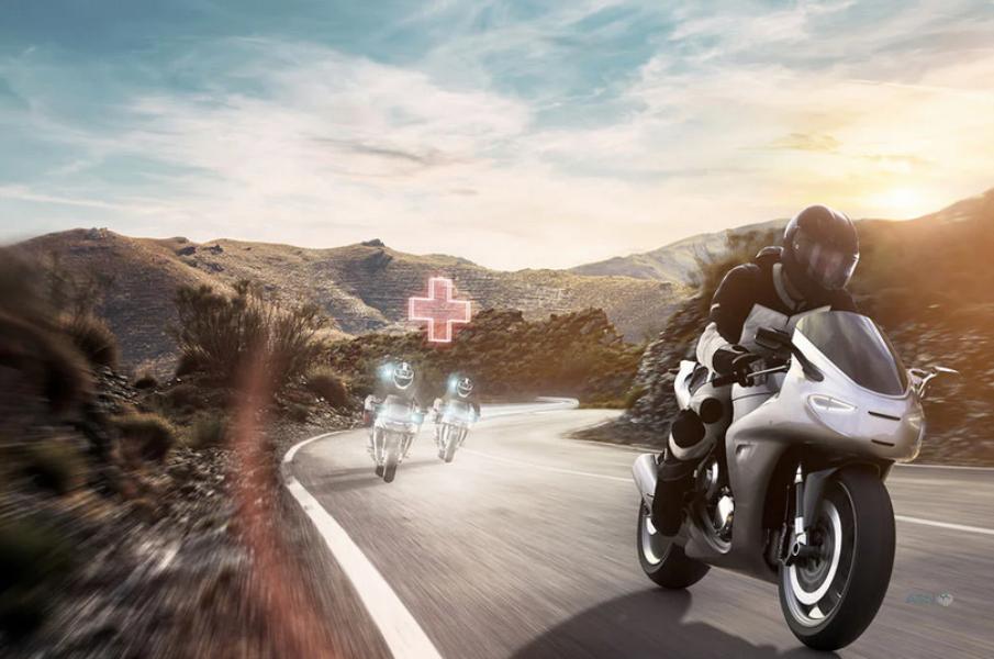 فناوری Help Connect برای ارتقای ایمنی موتورسیکلت بوش