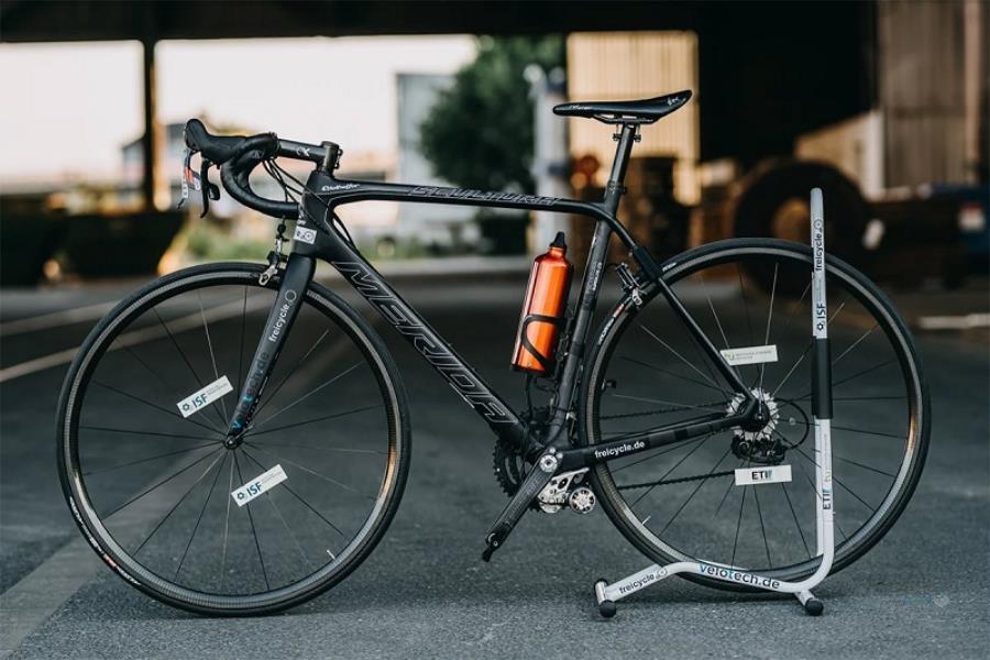 معرفی سبک ترین دوچرخه برقی جهان